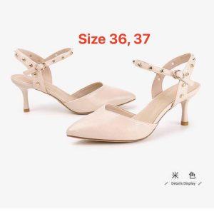 Giày cao gót nữ